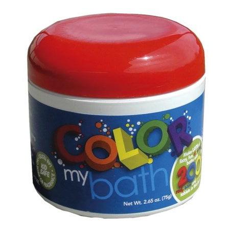 Color My Bath Color Changing Bath Tablets, 200-Count