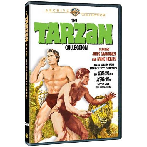 Tarzan: Starring Jock Mahoney And Mike Henry