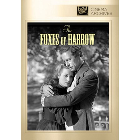 The Foxes Of Harrow (DVD)