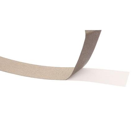 0.8 cm de largeur 20 metres de long adhésif simple face ruban adhésif résistant à l'usure de conductivité - image 1 de 4