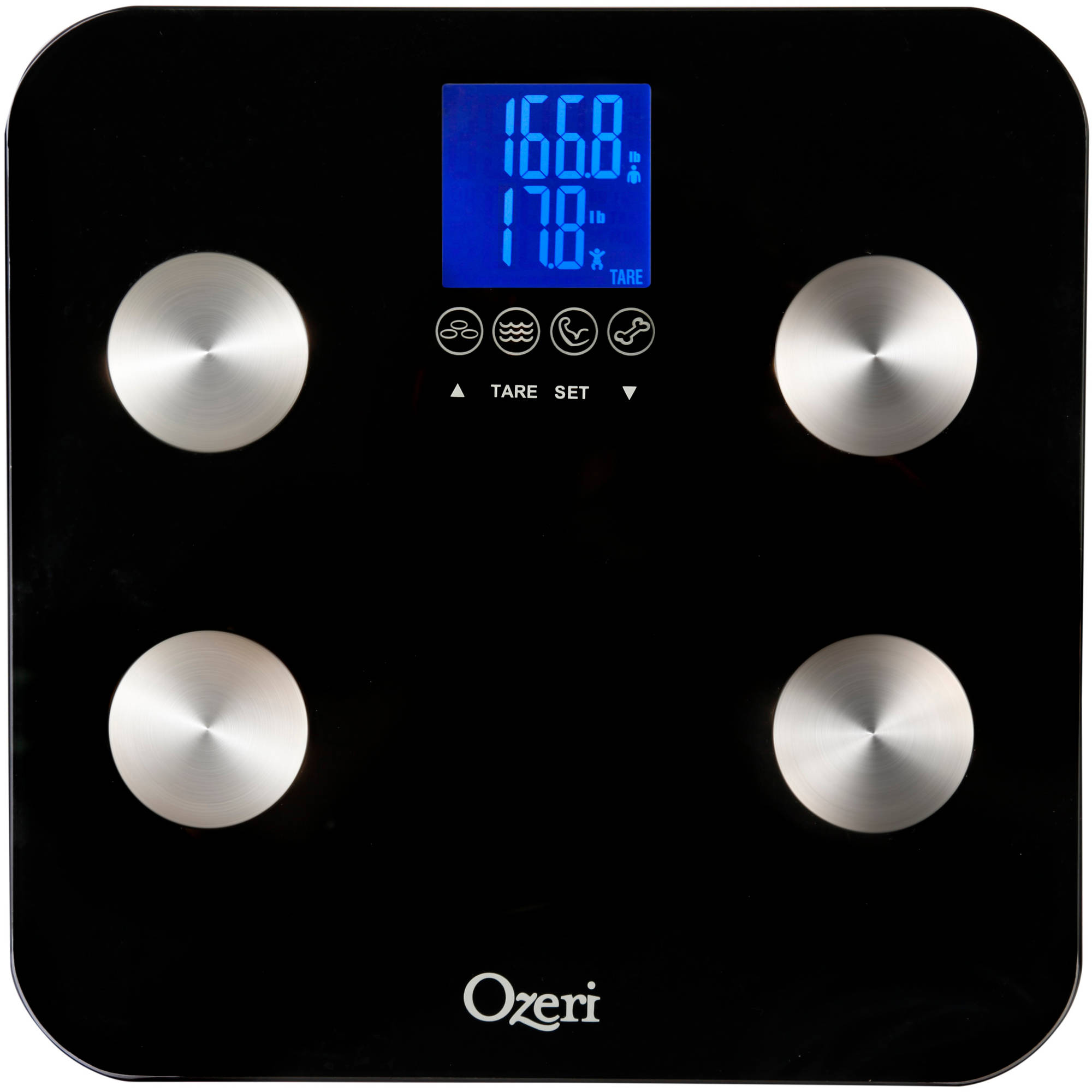 Health O Meter Weight Tracking And Body Fat Bath Scale