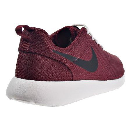 27cb5e512f9 Nike Roshe One Mens Shoes Team Red Black Summit White 511881-607 (10 B(M)  US) - Walmart.com