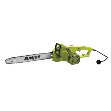 Sun joe swj701e electric chain saw 18 inch 140 amp walmart sun joe swj701e electric chain saw 18 inch 140 amp greentooth Image collections