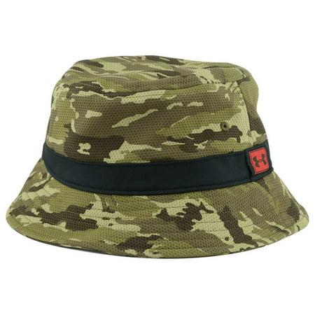 1c133db67b717 Under Armour - Under Armour Men s Heatgear Camo Bucket Cap - Size Large    XL - Walmart.com