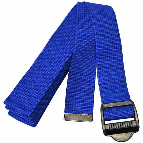 Yoga Direct 8' Plastic Buckle Yoga Strap
