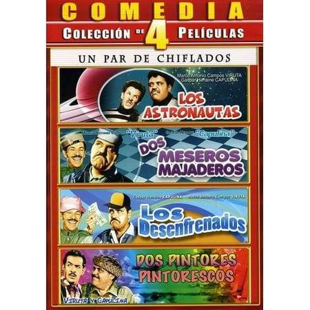 Un Par de Chiflados 4Pak (DVD)