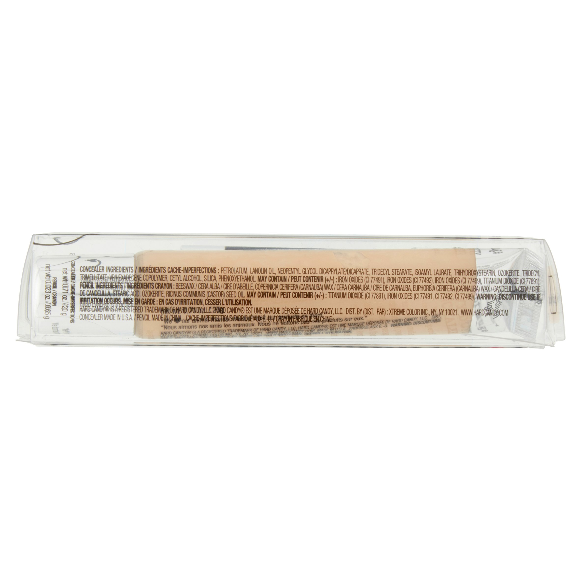 Hard Candy Glamoflauge Heavy Duty Concealer with Concealer Pencil ...