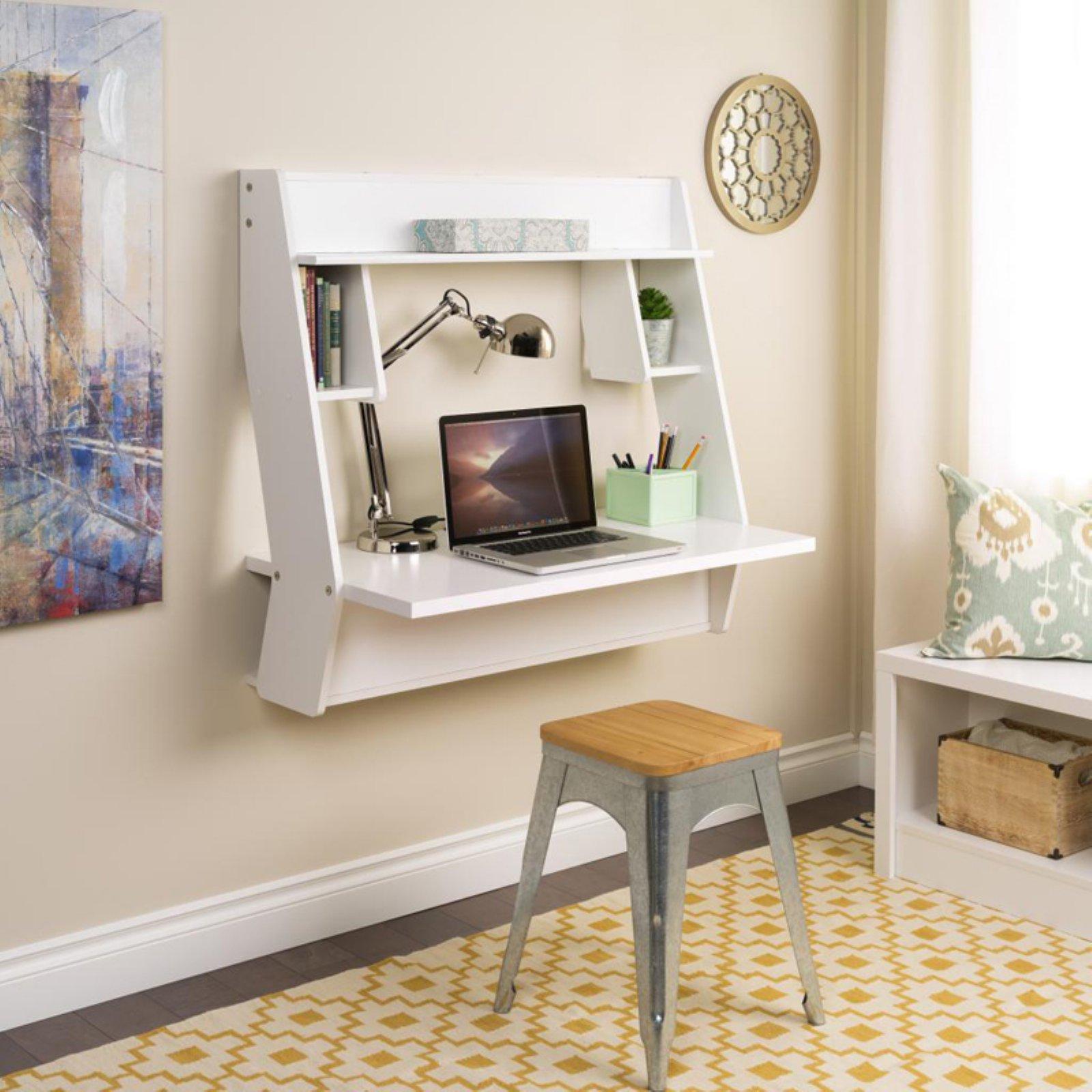 Prepac Studio Floating Laptop Desk by LIVEDITOR LIGHTING