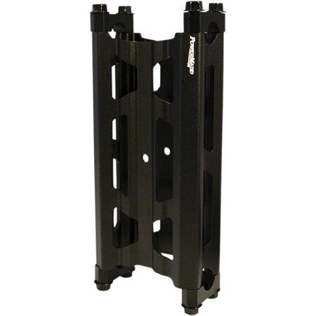 8in Drainboards (Powermadd 45880 Pivot-Style 4in. Wide Riser - 8in.)