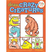 Kids DIY: Draw Crazy Creatures (Paperback)