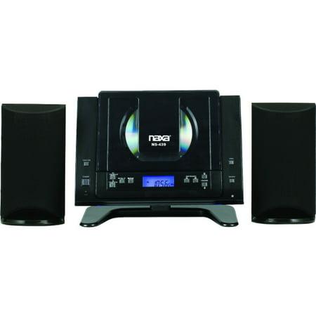 Naxa CD Player Shelf System