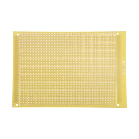 120x180mm Single Sided Universal Printed Circuit Board for Soldering 2pcs - image 2 of 3