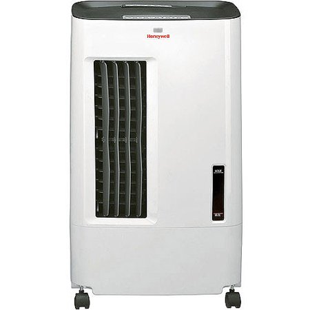 Honeywell Cso71ae 176 Cfm Indoor Evaporative Air Cooler  Swamp Cooler  With Remote Control In White Gray