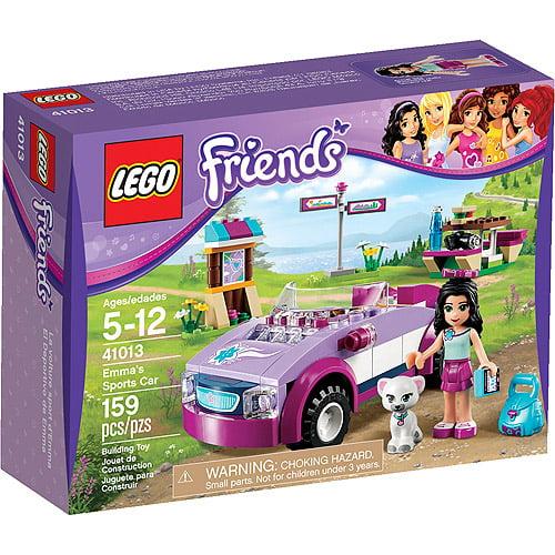 LEGO Friends Emma's Sports Car Set #41013