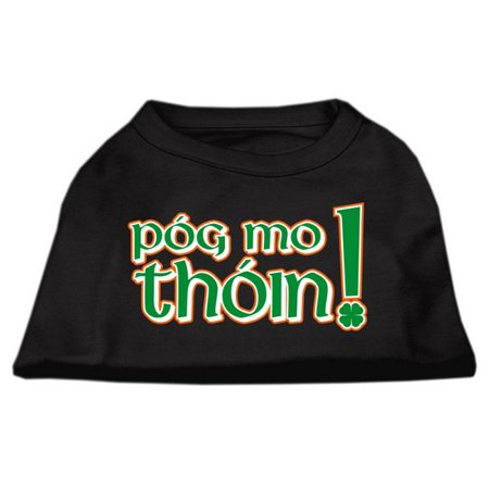 Pog Mo Thoin Screen Print Shirt Black Lg (14)