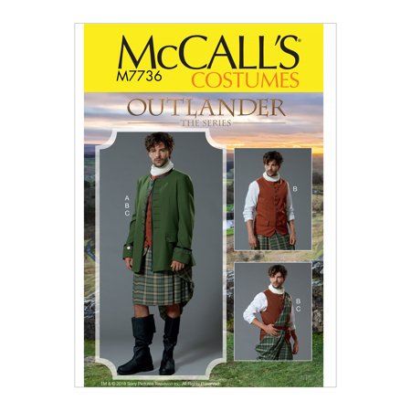 McCall's Sewing Pattern Men's (Mccall's Costumes)