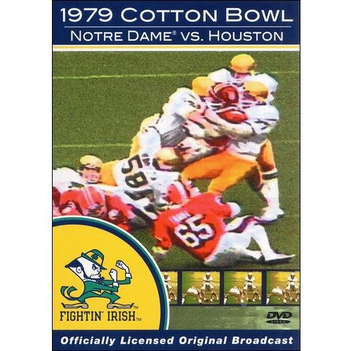 1979 Cotton Bowl: Notre Dame Vs. Houston
