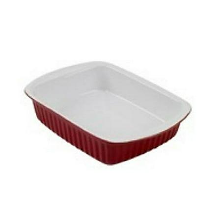 2.5 Quart Glass - Good Cook, Ceramic Baking Dish, 2.5 qt - 1 ea