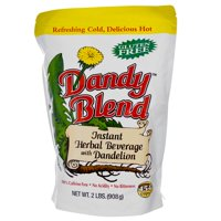 Dandy Blend Instant Herbal Beverage with Dandelion, Caffeine Free, 2 lb. Bag