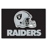 FanMats NFL Oakland Raiders Starter Mat