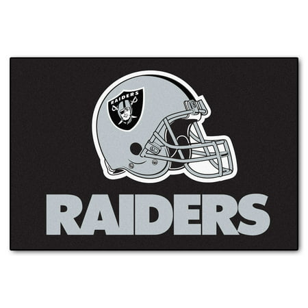FanMats NFL Oakland Raiders Starter Mat (Oakland Raiders Pet Mat)