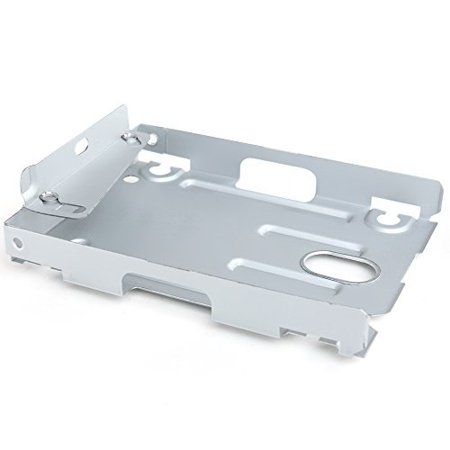 PS3 Hard Disk Drive Hdd Mounting Bracket Stand Kit Replacement 2.5