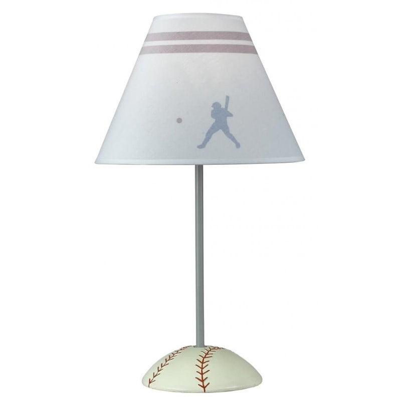 Cal Lighting Baseball Lamp in Multi Color by CAL Lighting