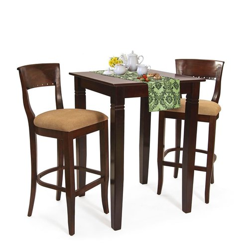 Darby Home Co Ealy 3 Piece Pub Table Set