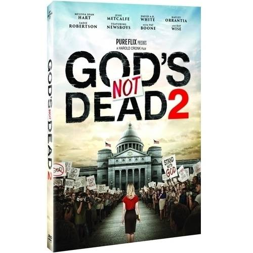 God's Not Dead 2 (DVD)