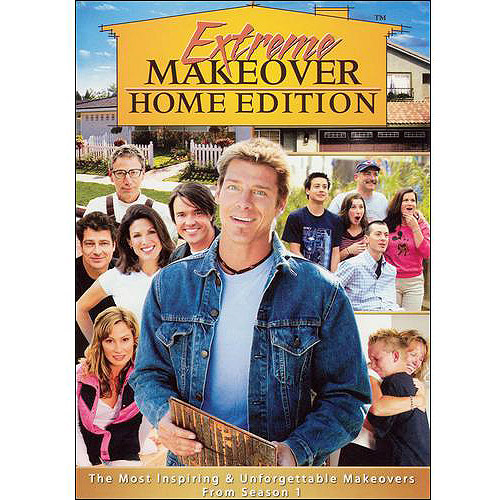 Extreme Makeover Home Edition: The Most Inspiring & Unforgettable Makeovers From Season 1 (Full Frame)
