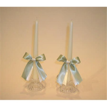 Ivy Lane Design A01085TC/WHT Custom Color Taper Candles for $<!---->