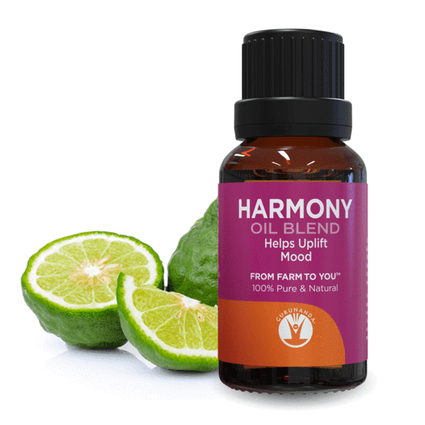 "GuruNanda Essential Oils for ""Harmony"" 100% Pure Essential Oil Blend for Diffuser, .5 oz"