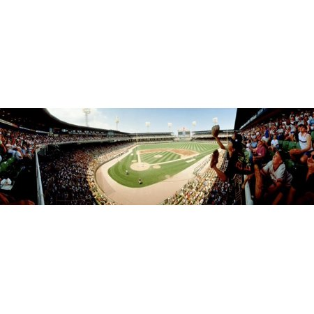 Old Comiskey Park, Chicago, Illinois, USA Print Wall Art ()
