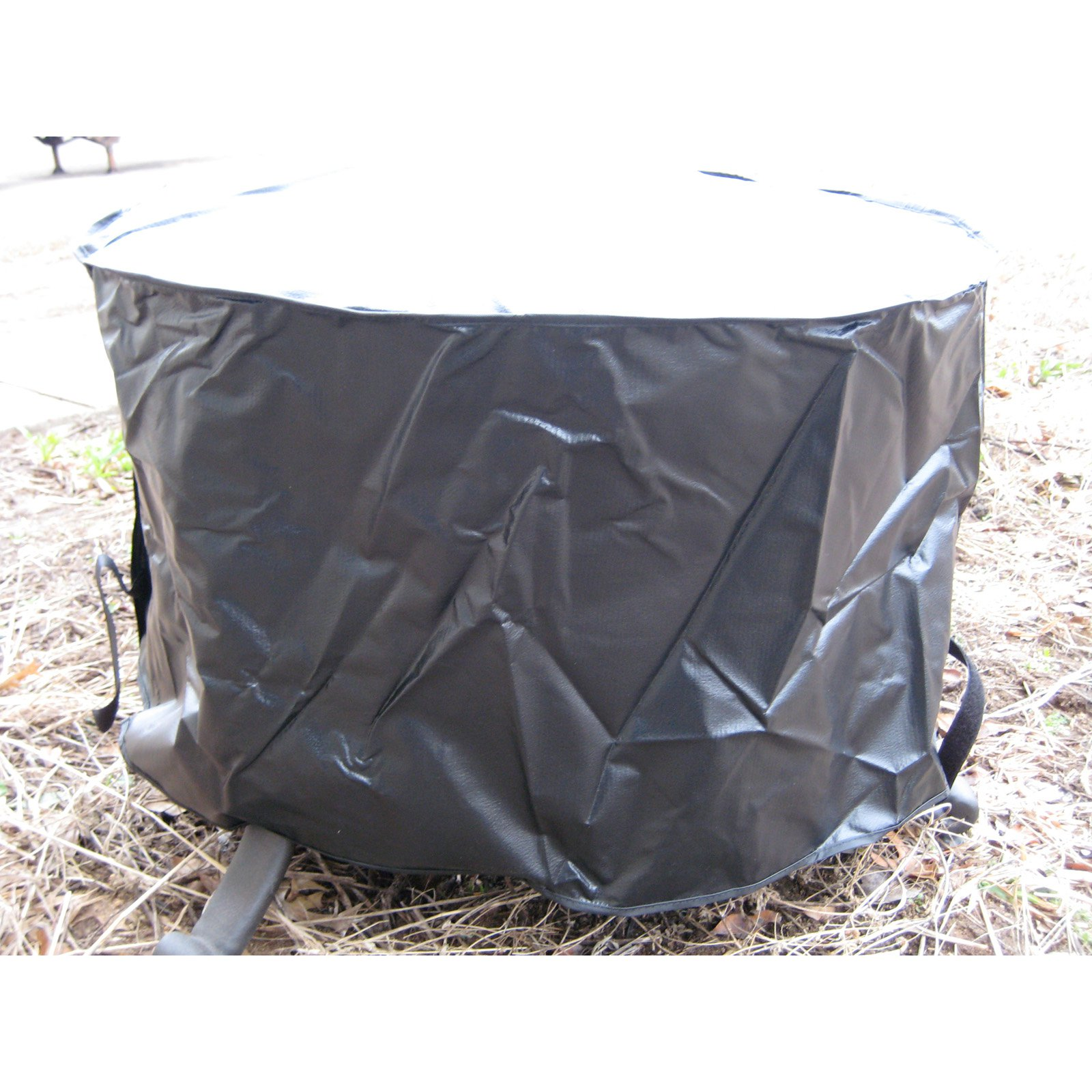 Outdoor GreatRoom 42 in. Round Vinyl Fire Table Cover