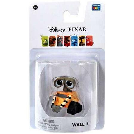 Disney / Pixar Wall-E 2 Inch Mini Figure Wall-E, Wall-E Mini Figure By Finding Nemo