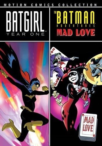Batgirl: Year One   The Batman Adventures: Mad Love: Motion Comics Collection by Warner Bros. Digital Dist