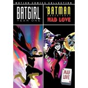 Batgirl: Year One   The Batman Adventures: Mad Love: Motion Comics Collection by