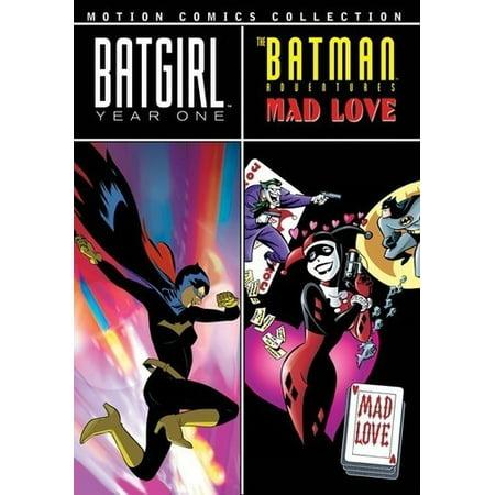 Batgirl: Year One / Batman Adventures: Mad Love (DVD) - Mad Love Batman