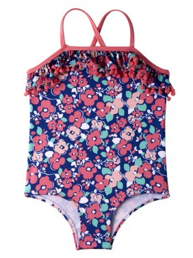 647bc3f70f992 Product Image Floral 1pc Swimsuit (Baby Girls & Toddler Girls)