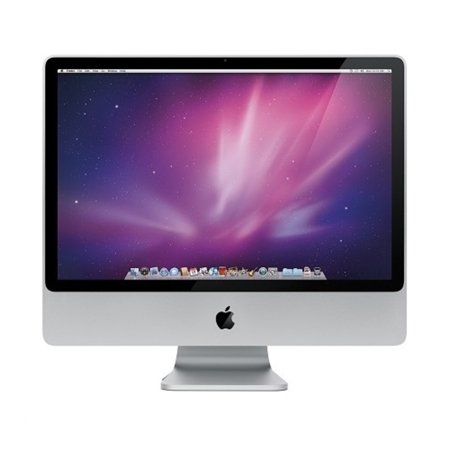 Refurbished Apple Imac 20  All In One Computer Intel Core 2 Duo 2 4Ghz 2Gb 250Gb Radeon Hd