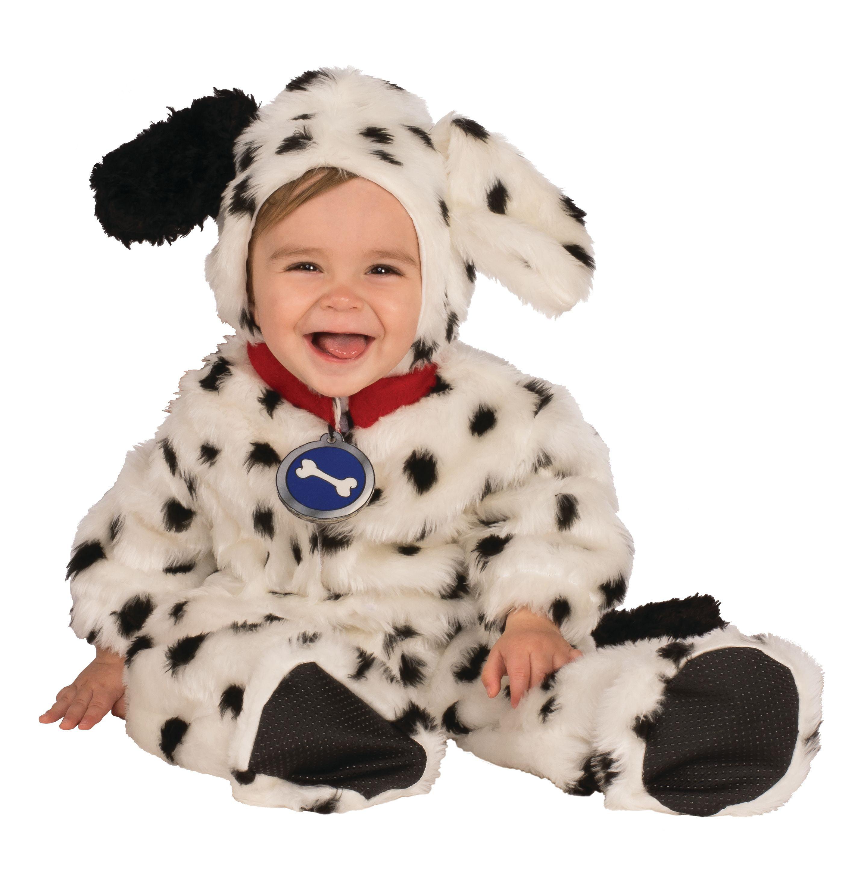 b3b3f1f0b Rubies Costume Co. Dalmatian Infant Halloween Costume - Walmart.com