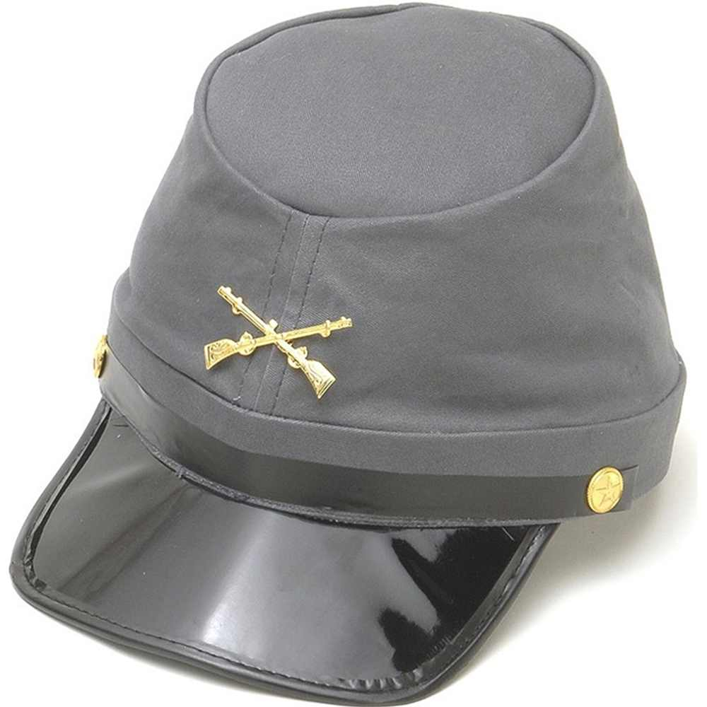 Confederate Army Soldier Kepi Adult Costume Hat