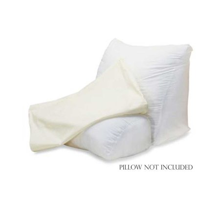 Contour Living Flip Fitted Pillow Cover