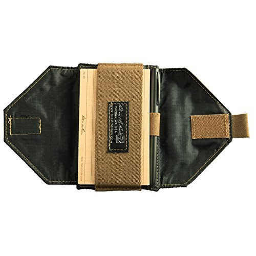 Rite in the Rain 991T-KIT Tan 5-Inch x 3-Inch All-Weather Index Card Wallet