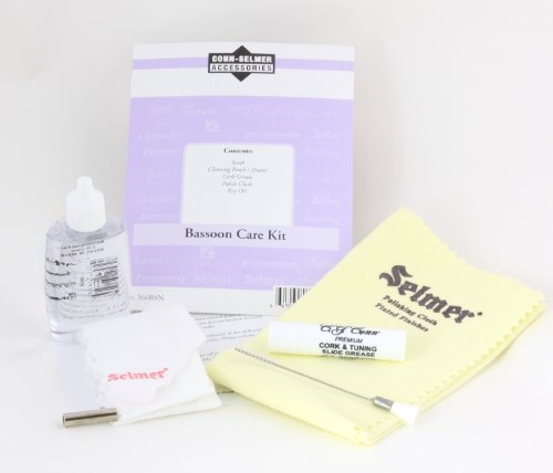 Care Kit, Bassoon, Conn-SelmerContains: Cleaning by