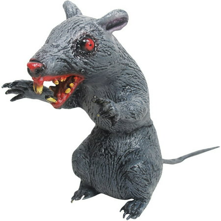 Sitting Evil Rat Latex Halloween Prop - Atmosfearfx Shades Of Evil Halloween Digital Decorations