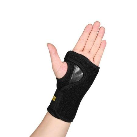 204048bdc3 Adjustable Breathable Neoprene Night Wrist Sleep Support Brace - Compression  Sleeve for Carpal Tunnel, Tendonitis
