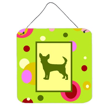 Chihuahua Aluminium Metal Wall Or Door Hanging Prints - image 1 de 1
