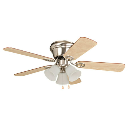 Craftmade Wyman 42 in. Indoor Ceiling Fan with 3 Lights ()