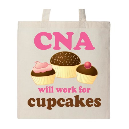 Funny CNA Certified Nurse Assistant Gift Tote Bag (Cna Gifts)